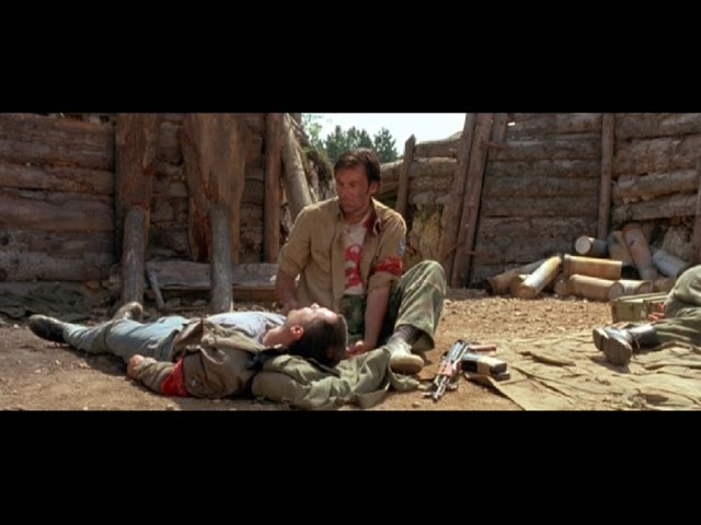 "Un film de DANIS TANOVIC ""NO MAN'S LAND"" 2001 Ничья земля."
