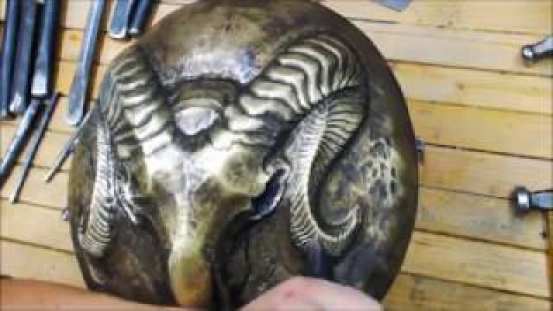 Part 3 Chasing a Ram Skull with Douglas Pryor