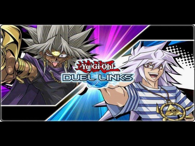 Yugioh Duel Links OST - Enchanced Yami Marik Bakura Theme