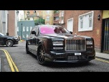 James Stunt and his Mansory Gang in London!