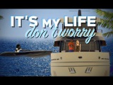 Chawki - It's My Life Feat. Dr. Alban (Produced By RedOne &amp Rush) Official Lyric Video