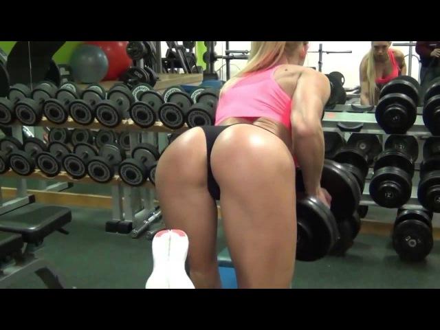Фитнес мотивация Горячий Женский фитнес красивые девушки