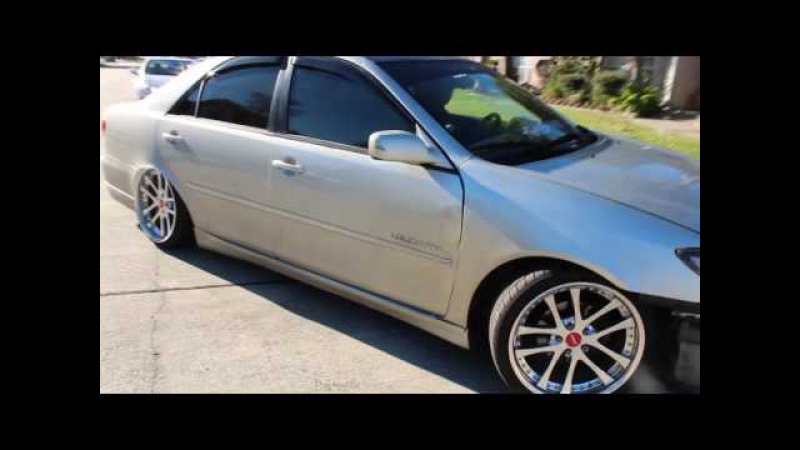 HOW TO GET MAX CAMBER ON A CAMRY?!