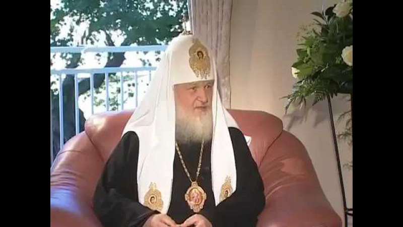 Гундяев: Славяне - это люди второго сорта, почти звери, какой церкви он патриарх?