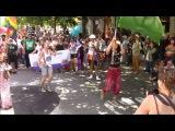 Santa Cruz Gay Pride Parade 2017