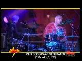 Van der Graaf Generator - Man Erg - Umbertide(PG) 2007