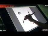 イラストレーター・コンセプトアーティスト 友野るい - Drawing with Wacom (DwW)