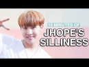 10 MINUTES OF BTS JHOPE'S SILLINESS