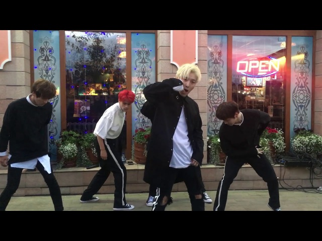 BTS - DANGER | Cover dance by BAIKAL (X10 , produce101)