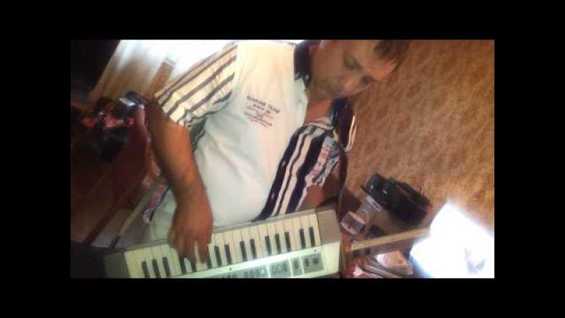 Varuj Shahbazyan , KETRON AUDYA 5 MIDI YAMAHA KX-5 DEMO GARMON