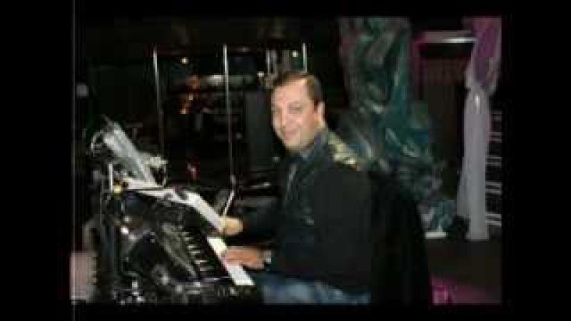 Varuj Shahbazyan (klavish) Kolik Sadoev (Zarb) Kostia Sadoev (Klavish) Arevelyan par 2