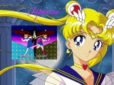 Sailor Moon Opening One-Line Multilanguage Moonlight Densetsu + Others)