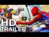 Человек-паук Возвращение домой Шокер Трейлер Новый (2017) Marvel