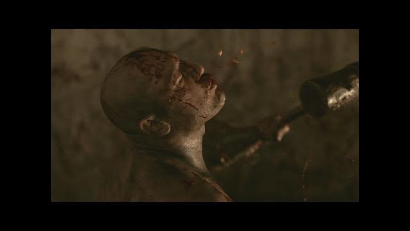 Спартак:Кровь и Песок Рука-Лицо