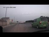 Каменское,новый мост,пешеход самоубийца