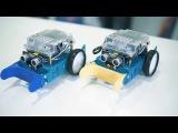 Базовый робототехнический набор Makeblock mBotV1.1 (Bluetooth Version)