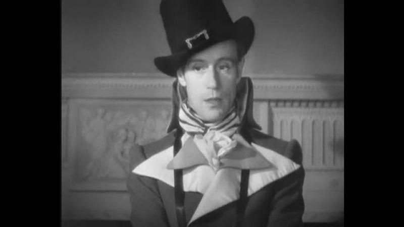 The Scarlet Pimpernel - Leslie Howard (1934)