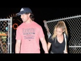 Denise Richards And Her New Boyfriend Hit The Malibu Fair