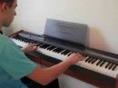 Ragtime Vabank - aranżacja na pianino (lepiej nie będzie )