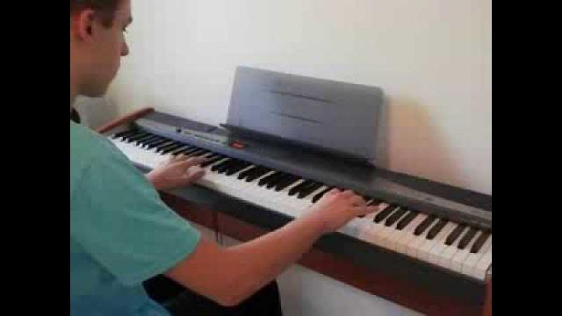 Ragtime Vabank - aranżacja na pianino (lepiej nie będzie D )