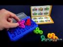 IQ конфетки IQ шаги IQ элемент Обзор настольных игр головоломок от Игроведа