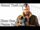 Grand Theft Auto 4 Xbox One X vs Xbox One vs Xbox 360 Backwards Compatibility Frame Rate Test