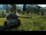 Видео World of Tanks - краткий обзор шведских танков