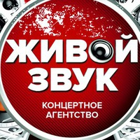 Логотип Живой звук