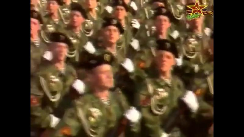 Парад 1996г МП СФ СПУТНИК