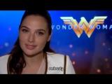 Wonder Woman / Чудо-Женщина (2017) Галь Гадот и Крис Пайн обсуждают скандалы вокруг фильма. Kinowik