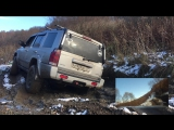 Jeep Commander russian offroad