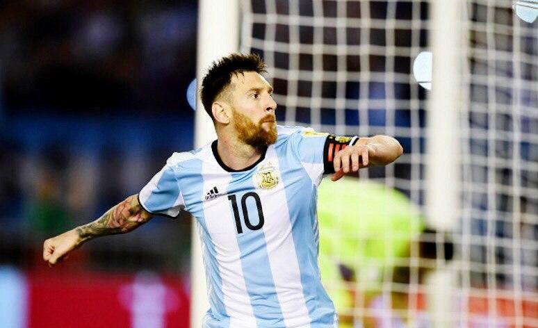 Messi saralash o'yinlarida o'zining 18-golini urdi