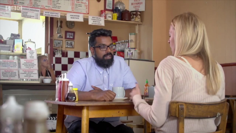 Romesh: Talking To Comedians In Caffs About Growing Up - James Acaster, Desiree Burch, Nish Kumar, Sara Pascoe, Katherine Ryan