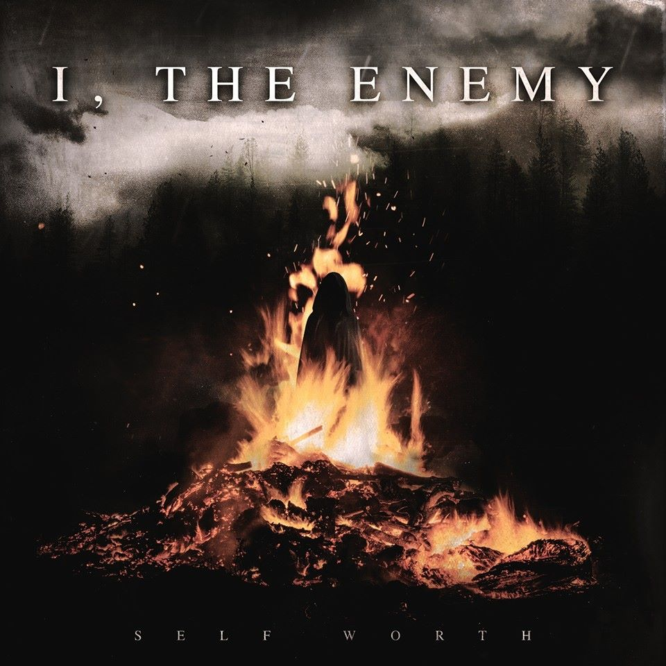 I, The Enemy - Above The Flames [single] (2017)