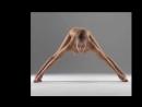 Голая йога видео обнаженная йога девушки 360P