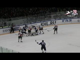 Кадр дня. Победный гол Евгений Мозера