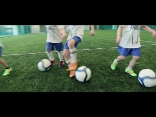 Детская футбольная школа ГОЛактик для детей 3-7 лет