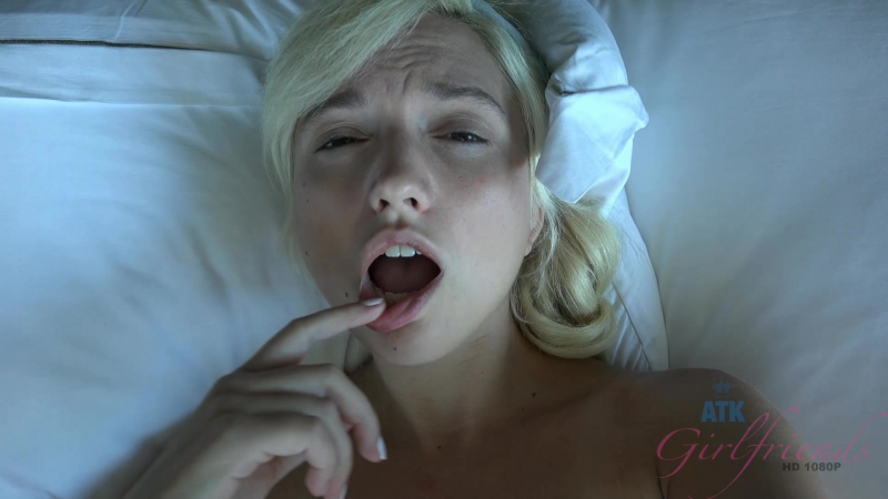 Girl fucked with a condom