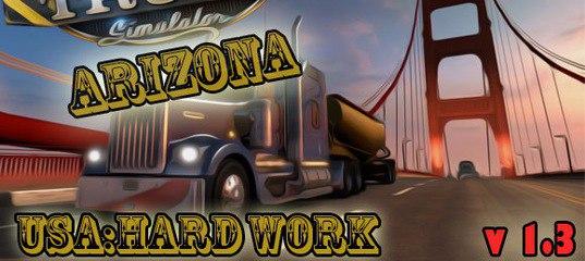 USA Hard Work v1.3