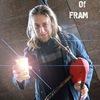 Волынка и рок-н-ролл от Clover`a из группы FRAM