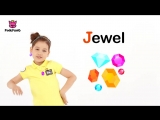 J.K.L Dance _ ABC Dance _ Pinkfong Songs for Children