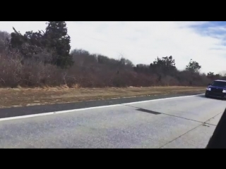 старт с места Jeep SRT8 Turbo