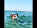 Вот так с Марком купаемся ✌️