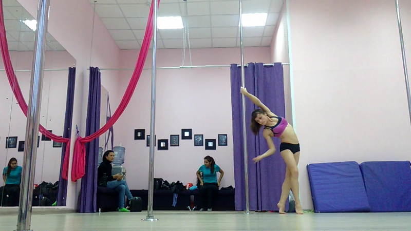 Poledance в MaryLi
