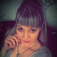 Анкета Дарья Кулакова