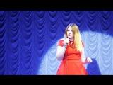 Кристина Мохнова-Dr.Feelgood (из реп.Aretha Franklin)