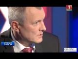 Большое интервью министра внутренних дел Игоря Шуневича в проекте Крупным планом