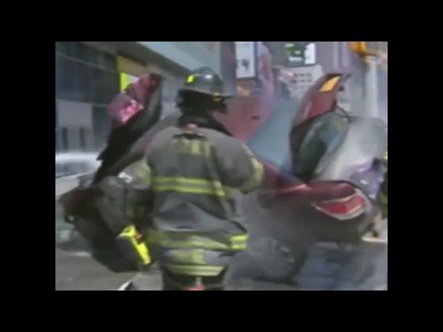 В Нью-Йорке на Таймс-сквер автомобиль на скорости наехал на пешеходов