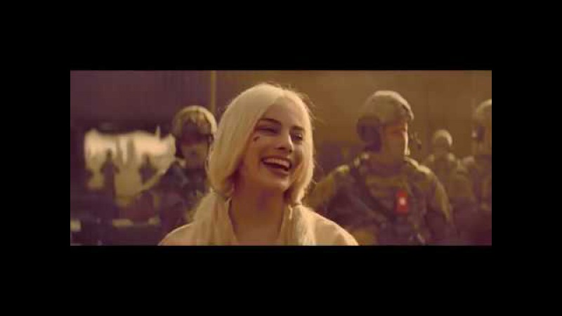 Fire Meet Gasoline - Harley Quinn The Joker