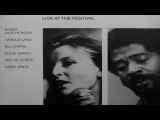 Bill Evans, Bobby Hutcherson, Karin Krog, Archie Shepp - Live At The Festival (Full Album)